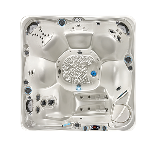 Tahitian Hot Tub Model & Portable Spas Features