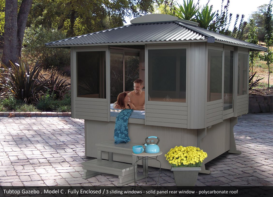 Tubtop Gazebos North Shore Pool Spa