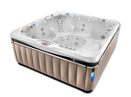 Geneva Hot Tub Model & Portable Spas Features