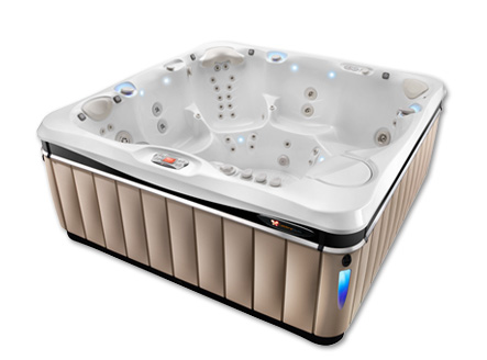 Geneva Hot Tub Model & Portable Spas Features