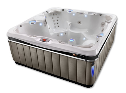 Niagara Hot Tub Model & Portable Spas Features