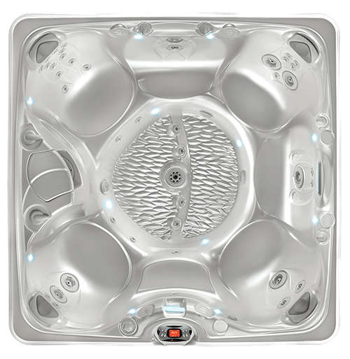 Salina Hot Tub Model & Portable Spas Features