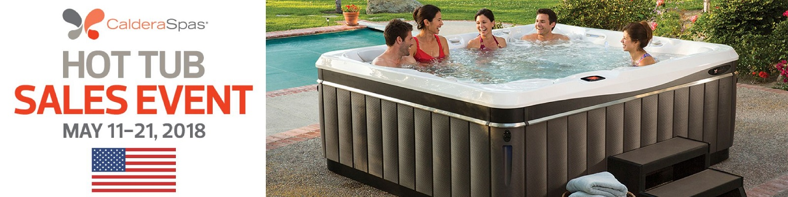 Hot Tub Sales Event Wakefield, MA